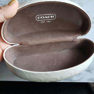 Coach glasse case